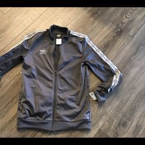 😍NEW WITH TAGS UMBRO JACKET LARGE